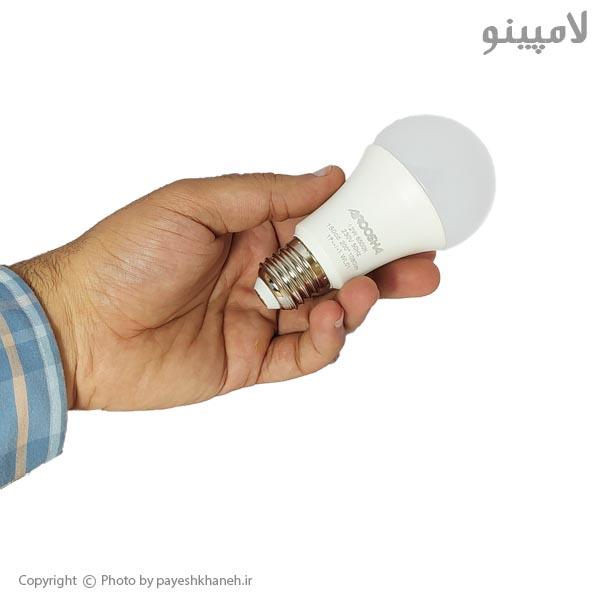 خرید لامپ ال ای دی 12 وات آروشا فروشگاه آنلاین پایش خانه لامپینو1