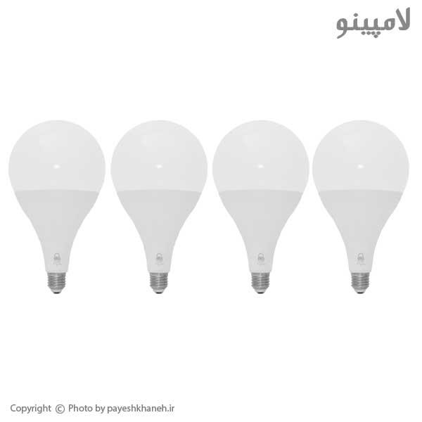 لامپ-حبابی-ال-ای-دی-40-وات-بروکس-لامپینو