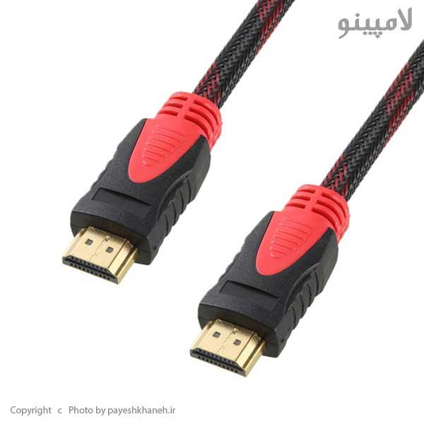 کابل-HDMI-1.5-متری-کنفی-زرهی-لامپینو2